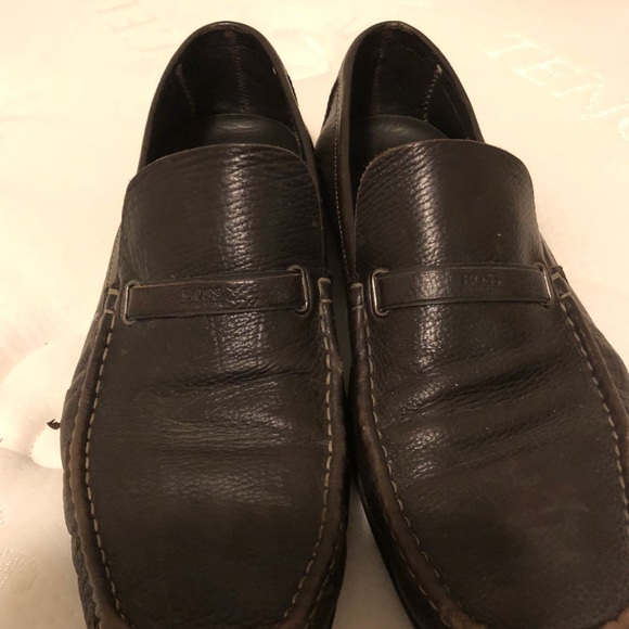 Hugo Boss Other - Men's brown Hugo Boss loafers